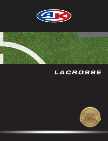 lacrosse section - Athletic Knit