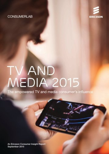 TV AND MEDIA 2015