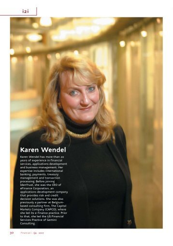 Karen Wendel