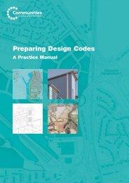 Preparing Design Codes - Public Health Observatories