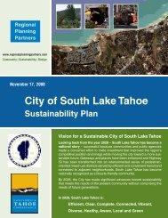 City of South Lake Tahoe