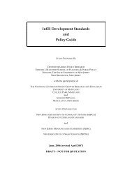 Infill Development Standards and Policy Guide