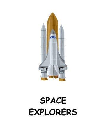 space explorers - Texas Space Grant Consortium - The University of ...