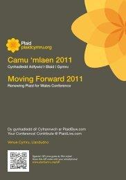 Camu 'mlaen 2011 Moving Forward 2011