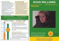 SHAN WILLIAMS
