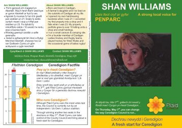 SHAN WILLIAMS