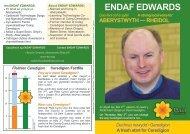 ENDAF EDWARDS