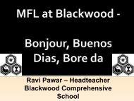 Blackwood Comprehensive School