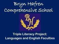 Bryn Hafren Comprehensive School