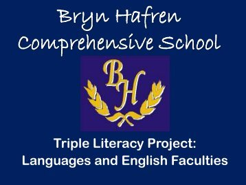 Bryn Hafren Comprehensive School