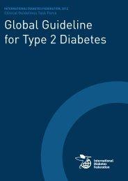 Evidence-base - International Diabetes Federation