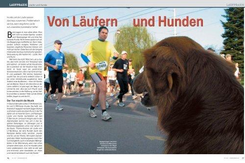 Von Läufern und Hunden