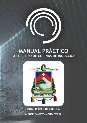 Manual práctico para el uso de cocinas de inducción