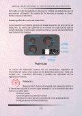 Manual práctico para el uso de cocinas de inducción - Page 5