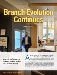 Branch Evolution Continues