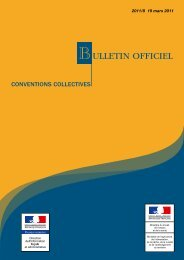 ULLETIN OFFICIEL - Journal Officiel