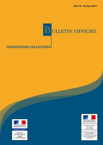 ULLETIN OFFICIEL - Journal Officiel