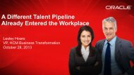 A Different Talent Pipeline Already Entered the Workplace