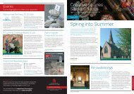 Summer 2011 - The Churches Conservation Trust