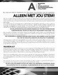 ALLEEN MET JOUW STEM ACTIEGIDS VOOR JONGEREN - Page 4