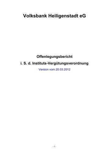 Volksbank Heiligenstadt eG
