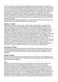 Mein Funjob bei uhlsport GmbH vom 14.9.2008 bis 19.9.2008 im ... - Page 3