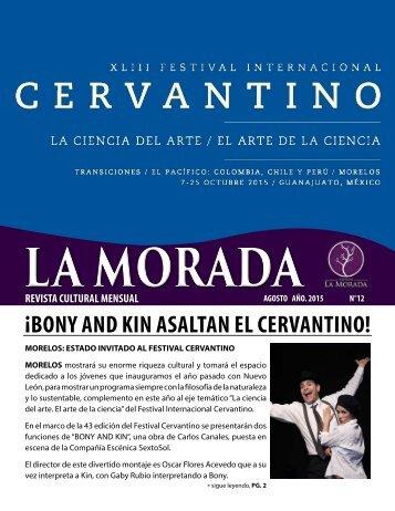 Revista La Morada - Septiembre 2015