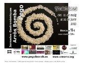 Programació jornades gastronòmiques - Ayuntamiento de Pego