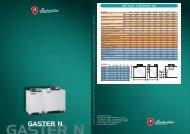 GASTER N - Termoplus