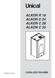 ALKON C 24 ALKON C 28 ALKON C 35