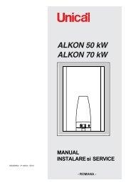 ALKON 50 kW ALKON 70 kW