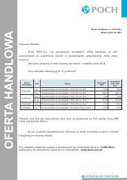 Oferta handlowa nr 1-pop .cdr - POCh SA
