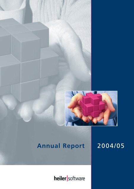 Annual Report - Heiler Software AG