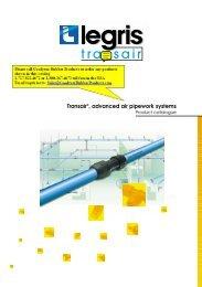 Transair  advanced air pipework systems