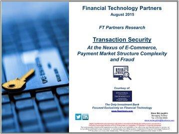 Transaction Security