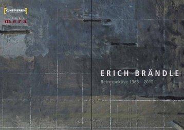 ERICH BRÄNDLE