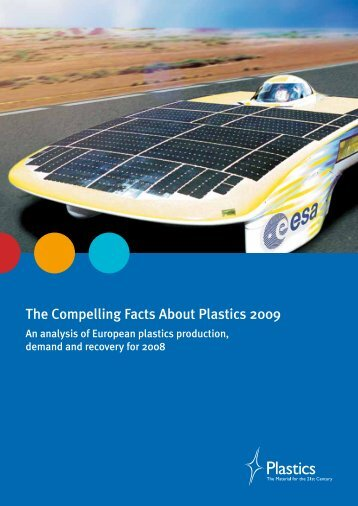 The Compelling Facts About Plastics 2009