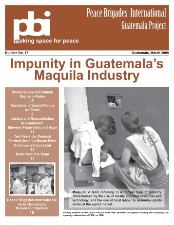 impunity in guatemala institutions strategies and problems 22062010 guatemala: squeezed between crime and  squeezed between crime and impunity  in guatemala is bringing government institutions and.