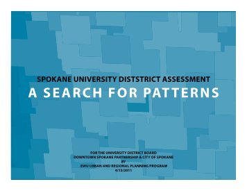 A Search for Patterns