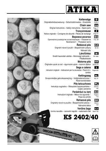 KS 2402/40 - Atika