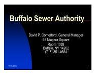 Buffalo Sewer Authority