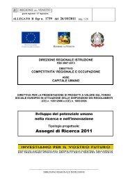 pdf (it, 563 KB, 8/29/12) - Università degli Studi di Verona