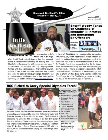 Magazine detailed inmates—the psychotropic enforcement grassroots