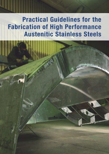 Practical Guidelines for the Fabrication of High Performance - IMOA