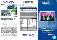 KERAMIT 515 - Inglese - Nobil-Metal