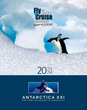 thefirstaircruisetoan tarctica - Antarctica XXI