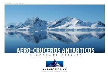 AERO-CRUCEROS ANTARTICOS