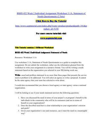 bs6100 individual assignment 2014 15 1 1 answer to 1 maa 705 auditing, t2 2014 assessment 2: individual written assignment (15 marks) due date: week 5, monday 18 august 2014.