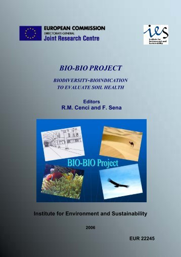 Bio - Bio Project - European Soil Portal - Europa