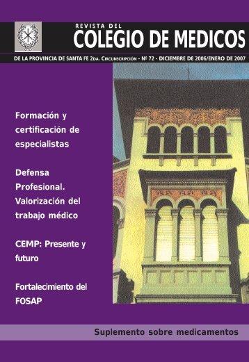 Rev Ene06 - colegio de medicos